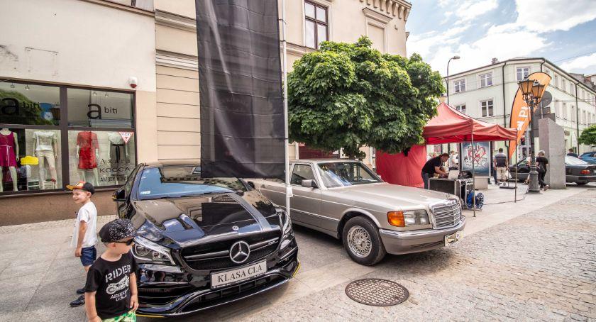 Ciekawostki, Mercedesem Wiśle Classic czerwca - zdjęcie, fotografia
