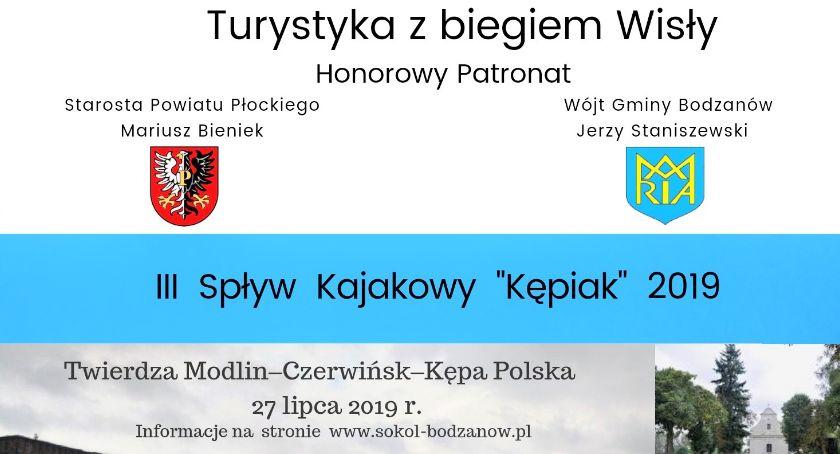 Turystyka, Kępie Polskiej działają lokalnie - zdjęcie, fotografia