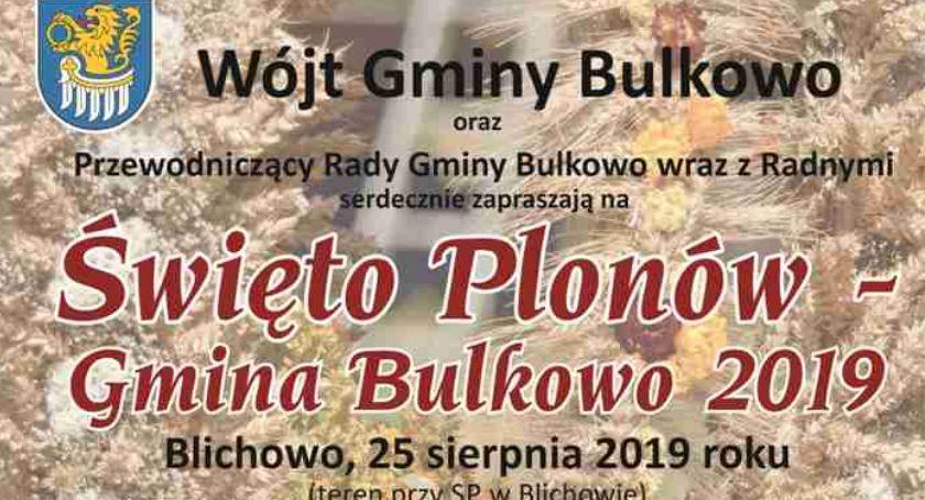 Koncerty, Święto Plonów gminie Bulkowo Blichowo - zdjęcie, fotografia
