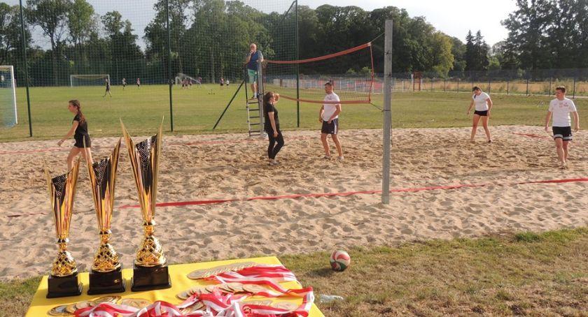 Sport, Turniej Piłki Plażowej Małej - zdjęcie, fotografia