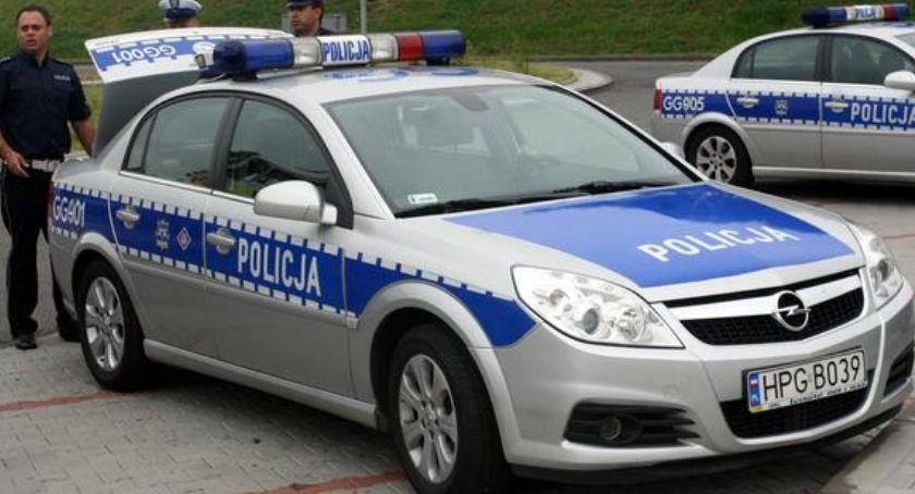 Komunikaty policji, Bezpieczna droga szkoły - zdjęcie, fotografia