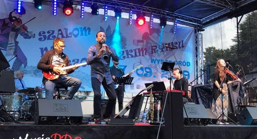 Koncerty, Szalom wyszogrodzkim rynku pierwszy ostatni - zdjęcie, fotografia
