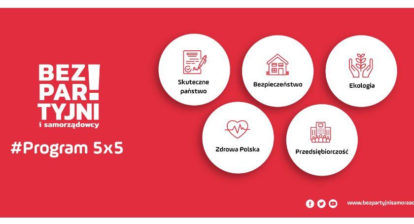 Samorząd, Program Bezpartyjnych Samorządowców Polska wyzdrowieć! - zdjęcie, fotografia
