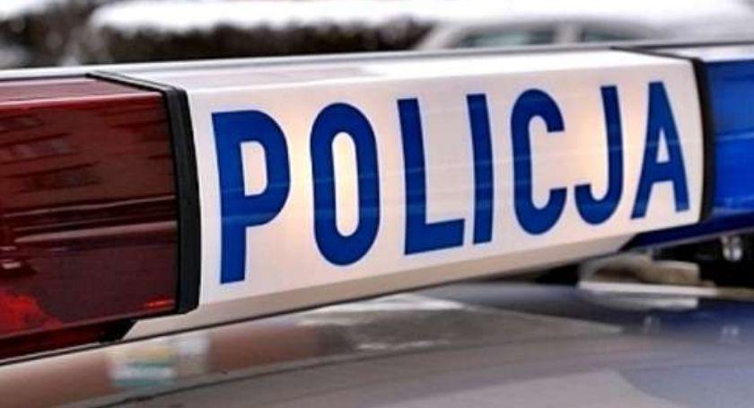 Komunikaty policji, Krubice wypadek quadzie - zdjęcie, fotografia