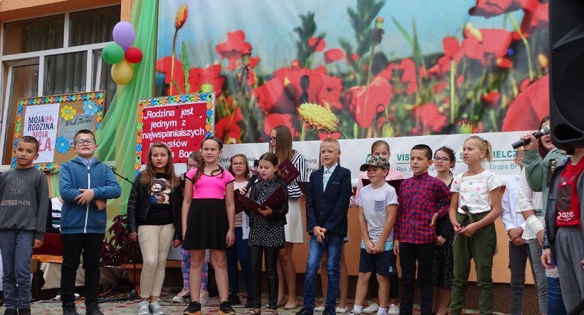 Oświata, Festyn Goławin - zdjęcie, fotografia