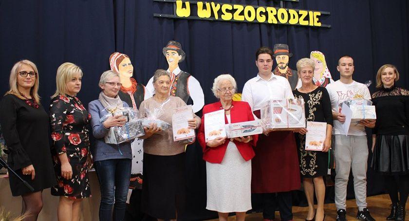 Oświata, Dzień Chleba Wyszogród - zdjęcie, fotografia