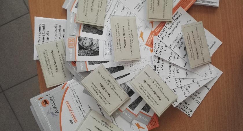 Oświata, Wolontariusze start - zdjęcie, fotografia
