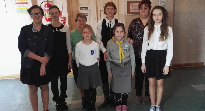 , Sukcesy uczniów Wyszogród - zdjęcie, fotografia