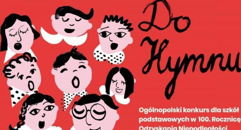 Oświata, Konkurs Hymnu Wyszogród - zdjęcie, fotografia