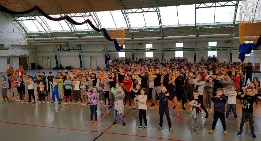 Oświata, Wyszogród Ogólnopolskim Programie Aktywne Szkoły MultiSport - zdjęcie, fotografia