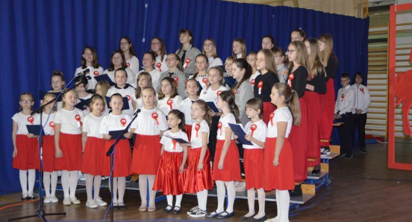 Samorząd, Wyszogród Gminne Obchody Święta Niepodległości - zdjęcie, fotografia