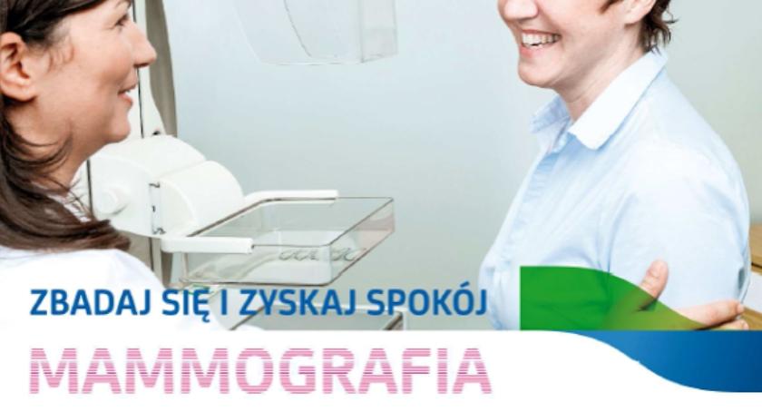 Zdrowie, Bezpłatna mammografia Bulkowie - zdjęcie, fotografia