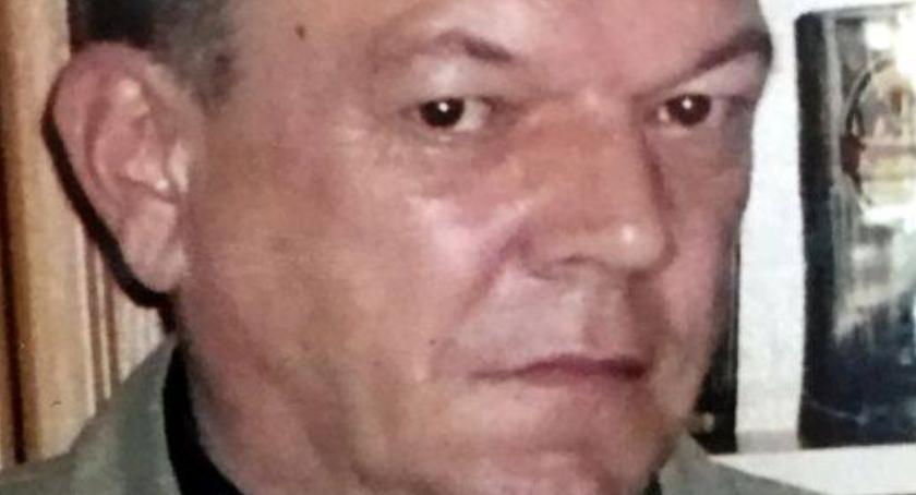 Osoby Poszukiwane, Komunikat dotyczący zaginionego Komenda Policji Płocku - zdjęcie, fotografia