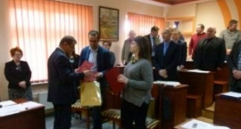 Sesja Rady Gminy i Miasta Wyszogród
