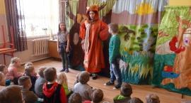Przedstawienie Profilaktyczne w Szkole Podstawowej w Rębowie
