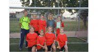 Turniej Piłki Nożnej w Nowej Górze