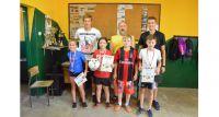 I Turniej Tenisa Stołowego w Świetlicy Wiejskiej w Bulkowie