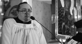 Zmarł  ks.Jan Augustynowicz  proboszcz parafii Rębowo.