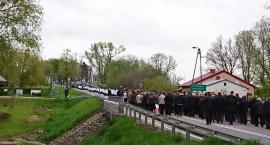 8 maja pożegnaliśmy ks. Jana Augustynowicza Proboszcza Parafii pw. Św. Jana Chrzciciela w Rębowie .