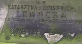 KATARZYNA LEWOCKA - PIERWSZA EMANCYPANTKA NA ZIEMI CZERWIŃSKIEJ