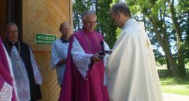 Nowy proboszcz w parafii Rębowo