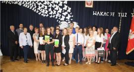 Zakończenie Roku Szkolnego w Zespole Szkół im. J. Śniadeckiego w Wyszogrodzie
