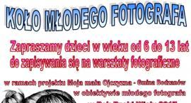 Koło Młodego Fotografa w Bodzanowie.