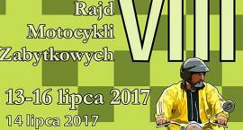 VIII Rajd Motocykli Zabytkowych .