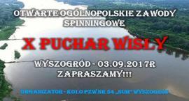 X Puchar Wisły - Otwarte Ogólnopolskie Zawody Spinningowe