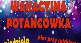 Wakacyjna Potańcówka w Radzanowie.