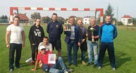 III Mazowiecki Turniej Piłki Nożnej o Puchar Starosty Płockiego .