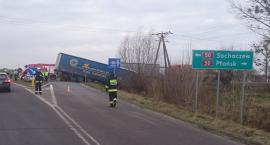 Wyszogród wypadek na drodze nr 50