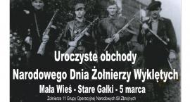 """Narodowy Dzień Pamięci """"Żołnierzy Wyklętych"""" w Małej Wsi"""