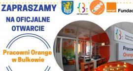 Uroczyste Otwarcie Pracowni Orange w Bulkowie