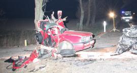 Tragiczny wypadek na drodze nr 62 w miejscowości Sielec gm. Czerwińsk