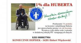 1% dla Huberta