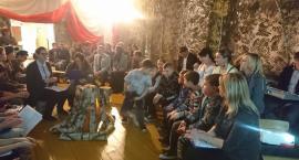 1 marca dzień Żołnierzy Wyklętych w Szkole Podstawowej w Krubicach.