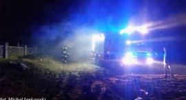 Pożar w Kobylnikach