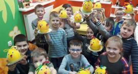 Zabawy Wielkanocne w Biblio-Pracowni w Bulkowie