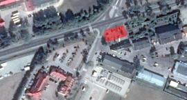 parking gminny znajdujący się przy sklepach oraz Liceum w Czerwińsku nad Wisłą, zostanie wyłączony z
