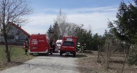 Pożar w Goławinie