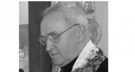 Zmarł KS. PRAŁ. WŁADYSŁAW STRADZA, PROBOSZCZ I DZIEKAN Wyszogrodu w latach 1977-1982