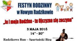 Radzikowo Run 3 Maja Bieg po Wolność