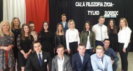 Zakończenie roku klas maturalnych - Czerwińsk