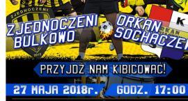 Ostatni mecz sezonu 2017/2018 w Bulkowie
