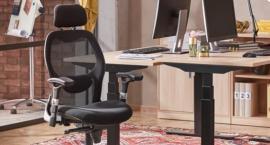 Krzesła nie tylko wygodne, ale i stylowe