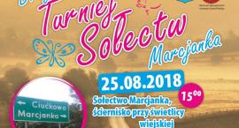 II Turniej Sołectw w Marcjance