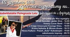 Nadwiślańskie Pożegnanie Lata 2018 Wyszogród 2 września