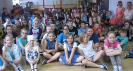 W Szkole Podstawowej w Wyszogrodzie spotkanie autorskie z Marcinem Pałaszem