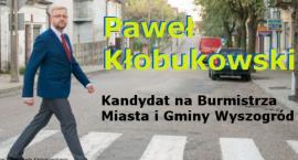 Paweł Kłobukowski kandydat na Burmistrza Miasta i Gminy Wyszogród